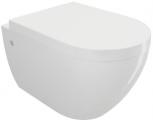 3D spülrandlos WC Bidet / Taharet