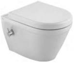 Idea spülrandlos WC Bidet +int. Armatur