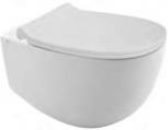 Spirit spülrandlos WC Bidet / Taharet WC