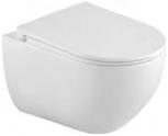 Zero spülrandlos WC Bidet / Taharet WC